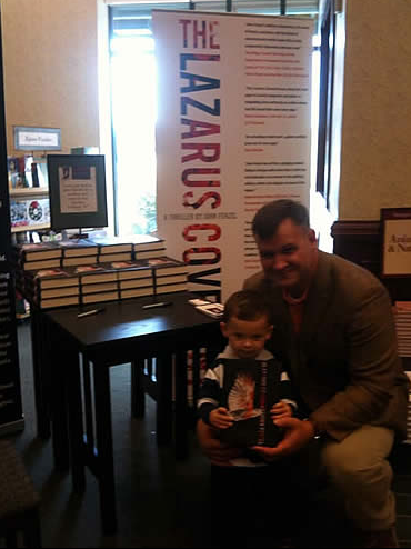John Fenzel's Book Signing Tour