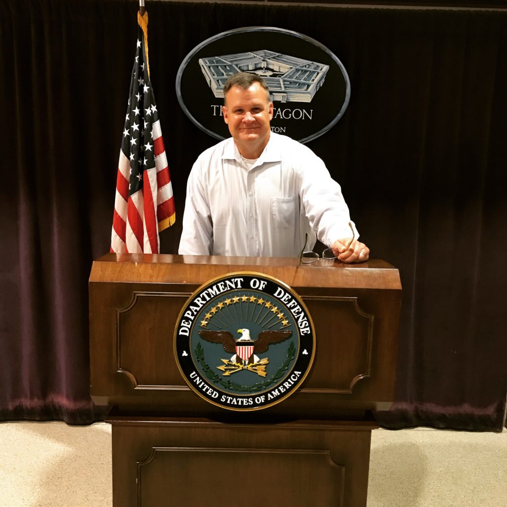 John Fenzel Pentagon